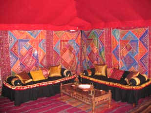 Arabian furnishings in Rajasthani interior marquee hire & HIRING YOUR ARABIAN OR MOROCCAN TENT FOR YOUR WEDDING RECEPTION OR ...