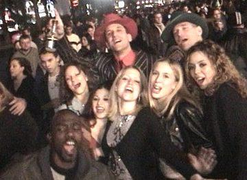 Vegas New Years Eve Parties