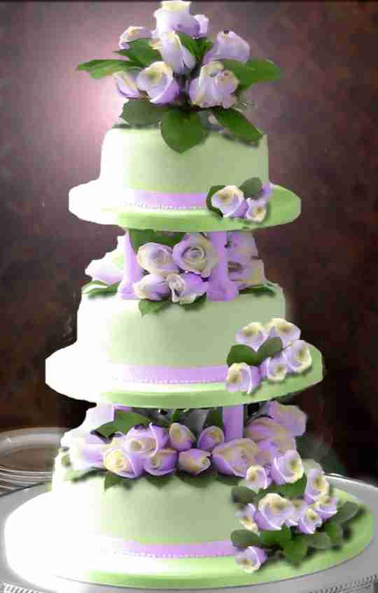 Icing Figures For Wedding Cakes