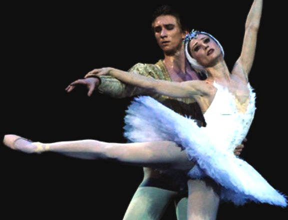 Nureyev, Swan Lake by Tchaikovsky