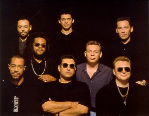UB40 group photograph Ali Campbell