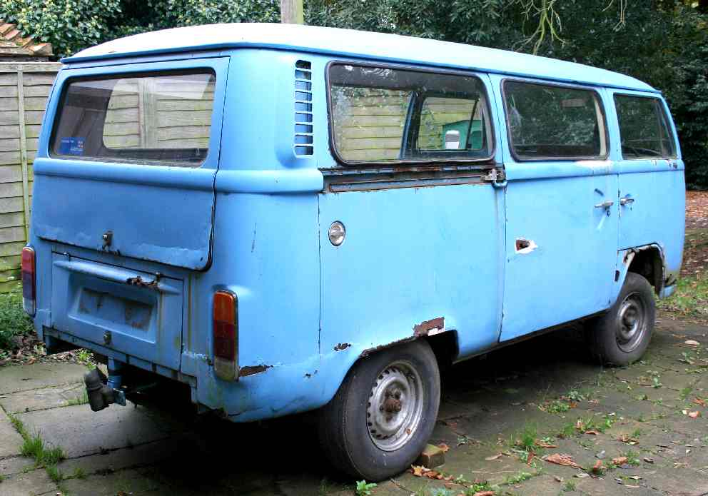 f1872afd554190 VOLKSWAGEN KOMBI VAN SURFING WAGON PROJECT FOR SALE VW VDUB CAMPER