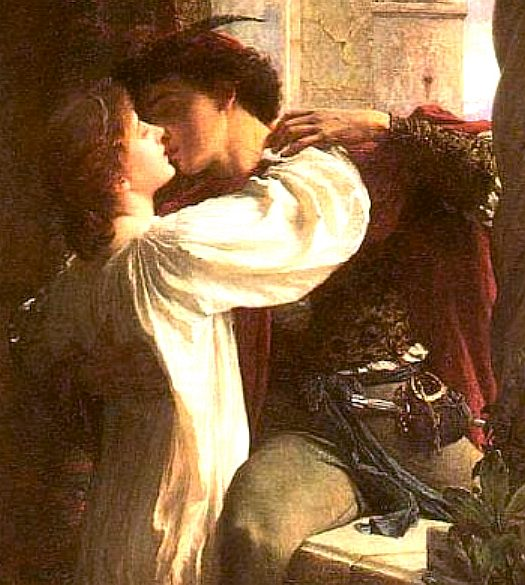 Romeo & Juliet, the world's most famous love story