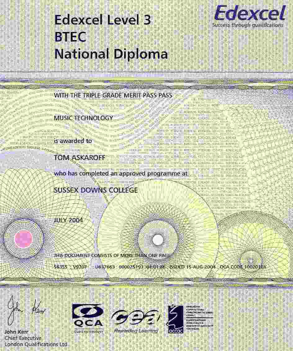btec national diploma business level 3 coursework Btec national level 3 diploma in business from september 2016 equivalent to 2 a levels assessed by coursework and one exam a two-year programme can be taken alongside a further level 3 qualification.