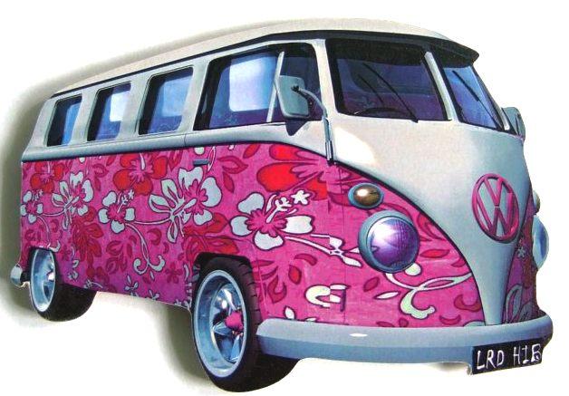 image gallery hippie volkswagen camper van. Black Bedroom Furniture Sets. Home Design Ideas
