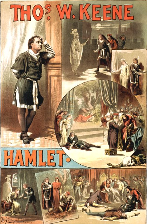 the theme of revenge in the play hamlet by william shakespeare The crucial theme of love in hamlet by william shakespeare pages 3 words 2,203 view full essay more essays like this: hamlet, theme of love not sure what i'd do .